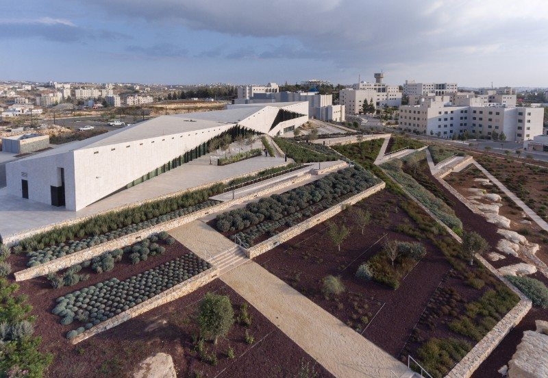 3 Heneghan Peng Architects, The Palestinian Museum, Birzeit, Palestine