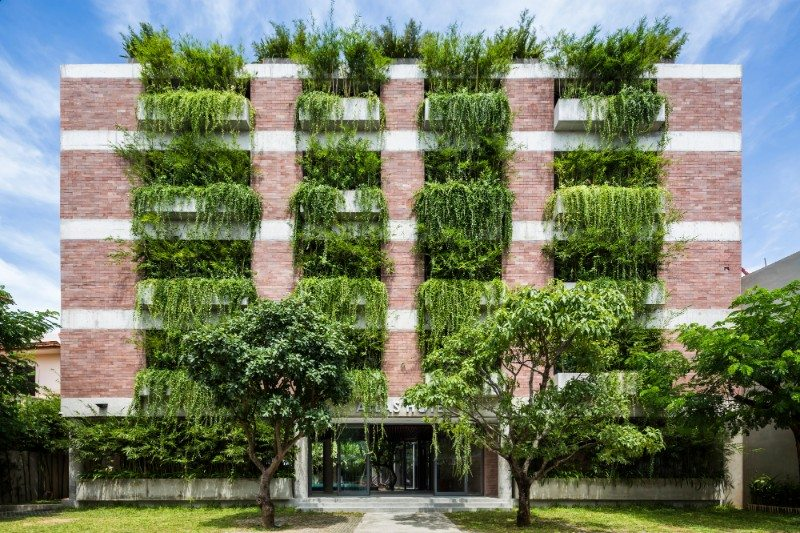 9 Vo Trong Nghia Architects, Atlas Hotel Hoi An, Hoi An, Vietnam