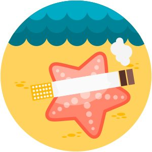 Smoke_Icon_beach