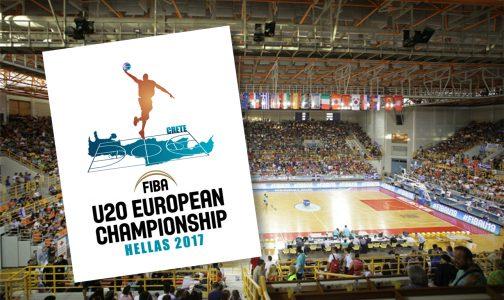 U20_european championship Kreta 2017
