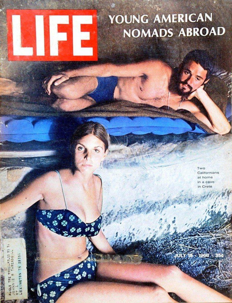 Τα Μάταλα στο εξώφυλλο του αμερικανικού περιοδικού LIFE την 19 Ιουλίου 1968