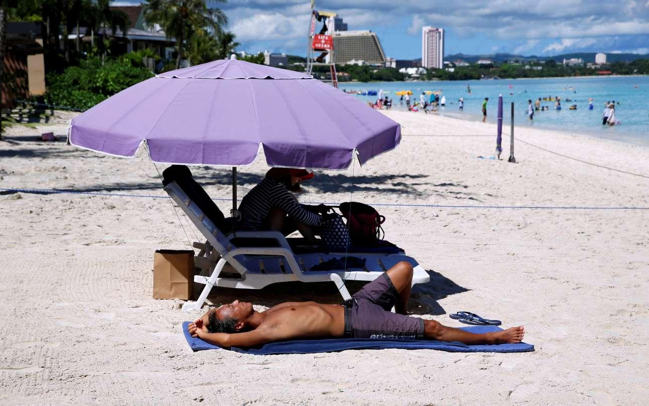 Κάτω από τον ήλιο ή από μια ομπρέλα η ζωή είναι πιο εύκολη