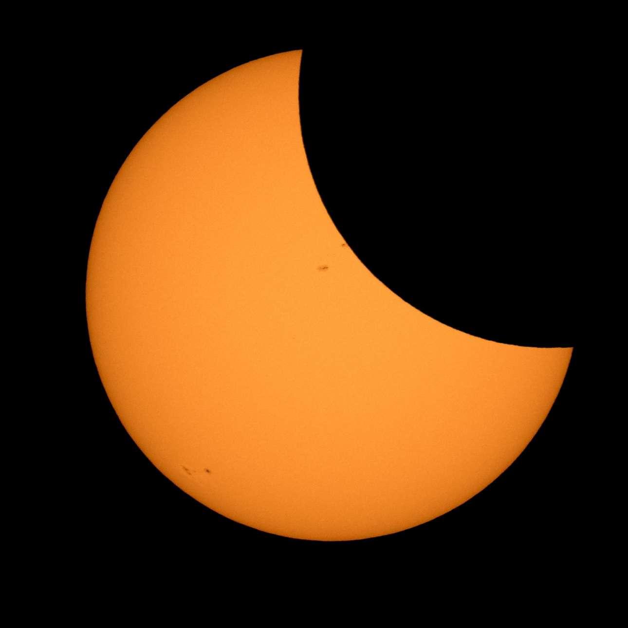 Η έκλειψη της 21ης Αυγούστου ήταν η πρώτη ολική έκλειψη Ηλίου που ήταν ορατή από τις 48 νοτιότερες πολιτείες των ΗΠΑ τα τελευταία 38 χρόνια