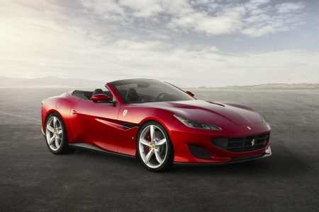 2018-Ferrari-Portofino-Front-Three-Quarter