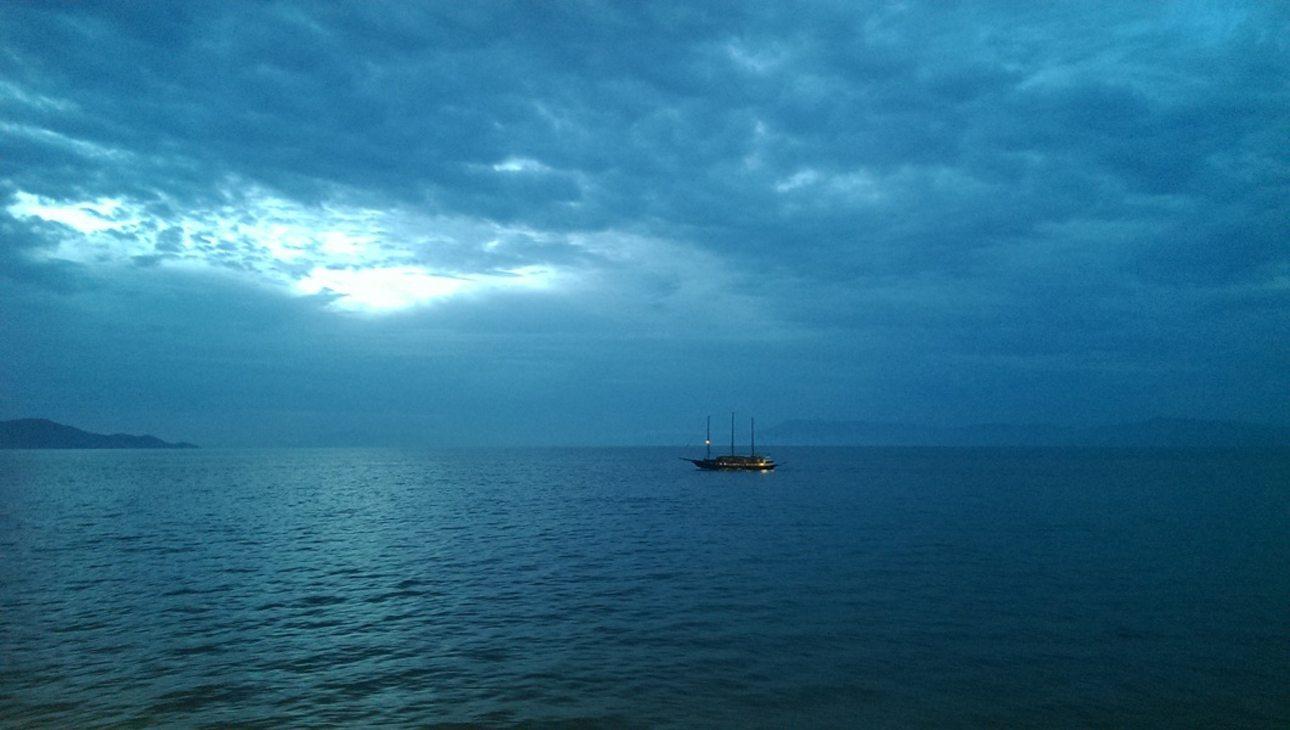 Το απέραντο μπλε του Αιγαίου