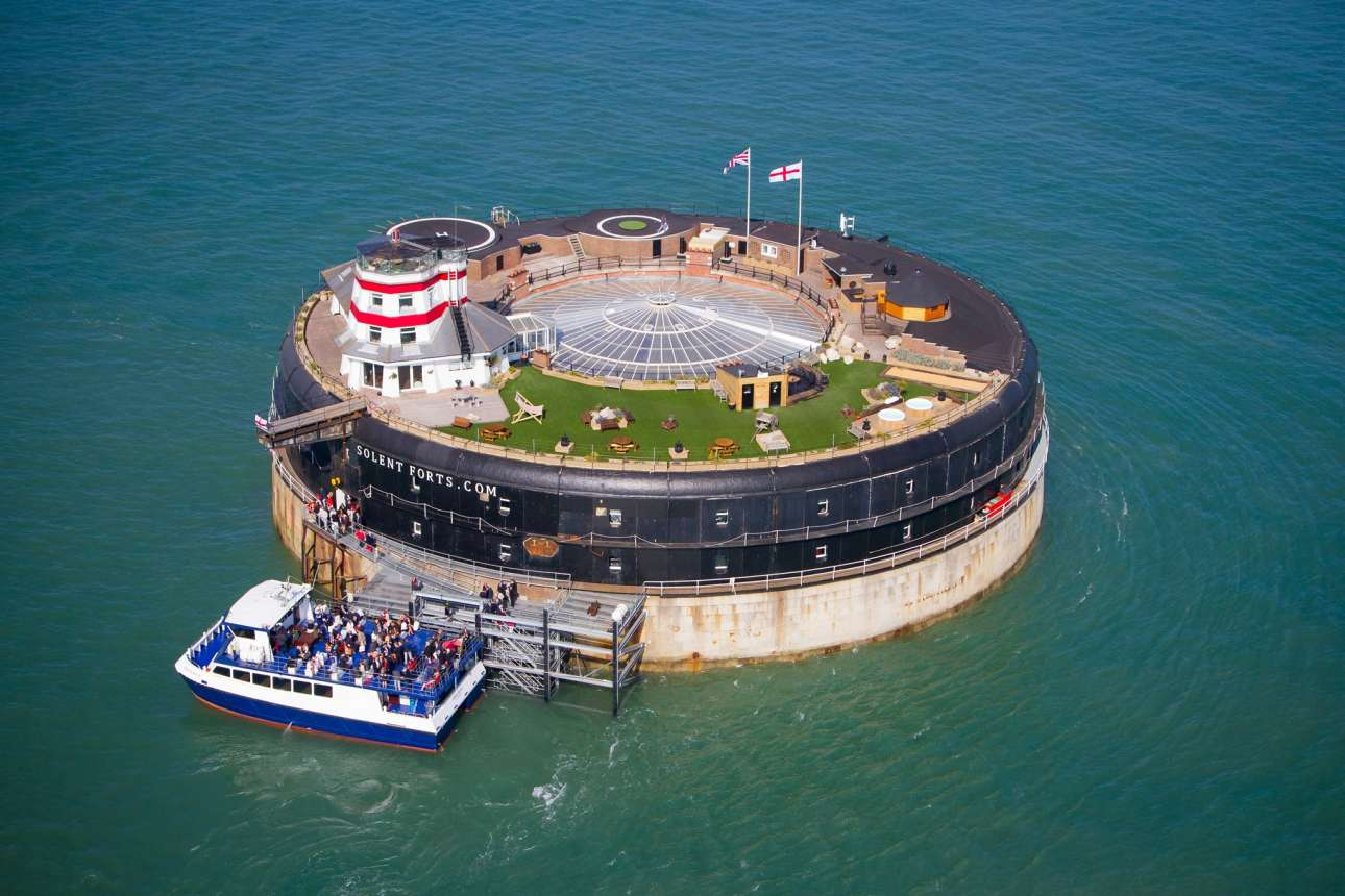 No Man's Fort-Solent Forts FB-1