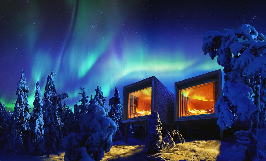 Rovaniemi-Treehotel