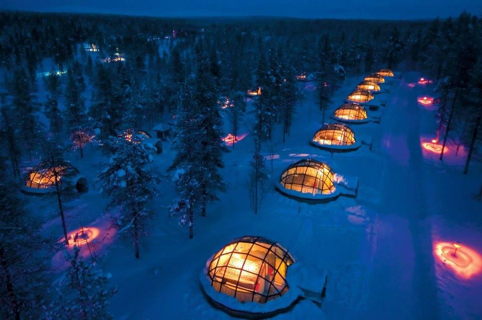 Saariselka-Finland