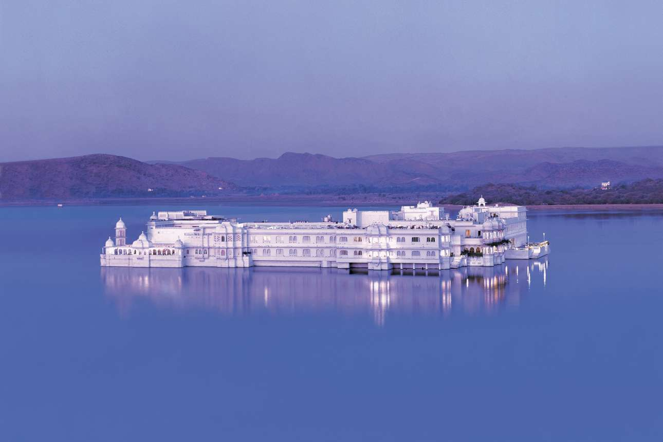 Taj LAKE Palace-INDIA