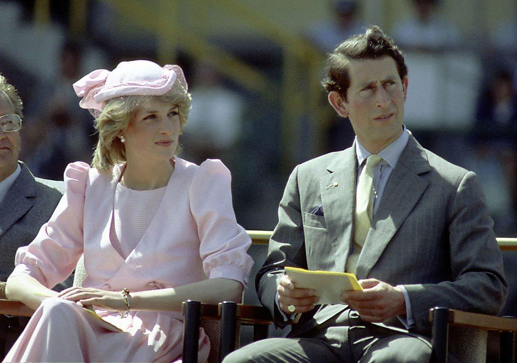 Κάρολος και Νταϊάνα το 1983 στην περιοδεία τους στην Αυστραλία (Patrick Riviere/Getty Images/Ideal Images)