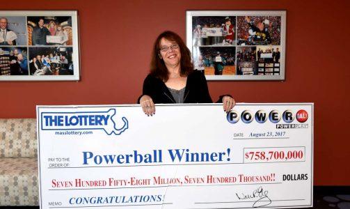 lotto mavis Massachusetts State LotteryHandout via REUTERS
