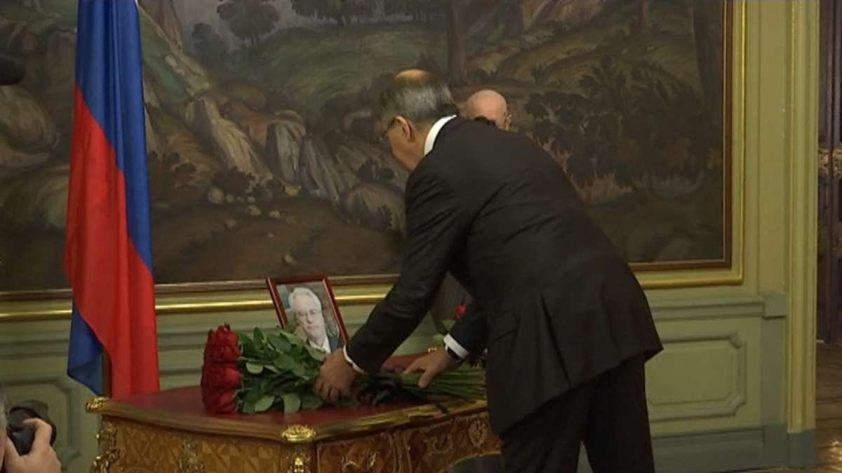 russia funeral