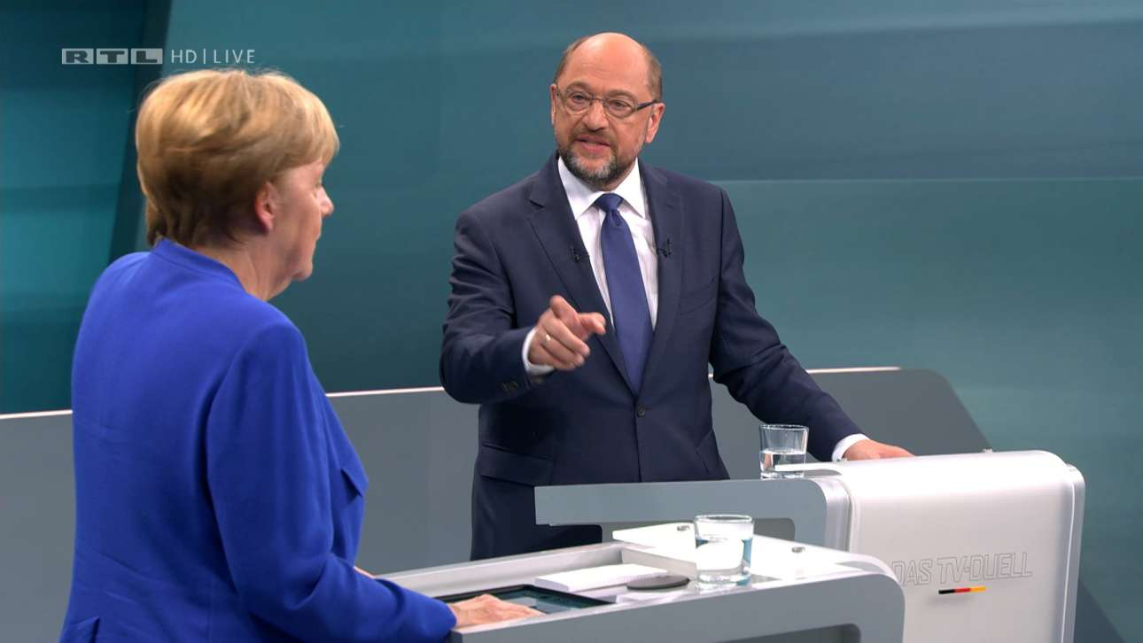2017-09-03T195750Z_142006487_RC1B5CDED840_RTRMADP_3_GERMANY-ELECTION-MERKEL-SCHULZ-DEBATE