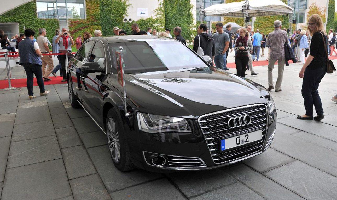 Audi A8 W12_Mercel