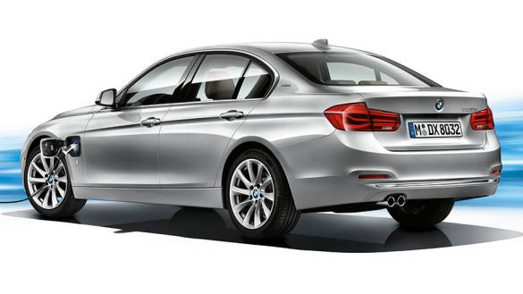 BMW 3-series iPERFORMANCE