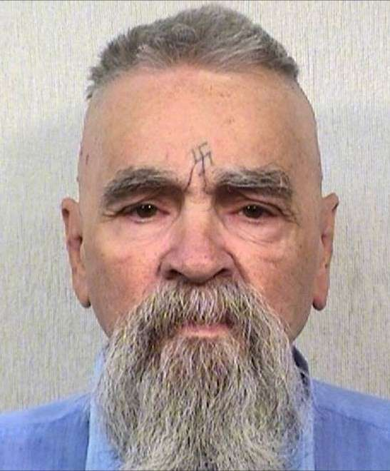 CharlesManson2014-California Department of Corrections and Rehabilitation -Wikipedia