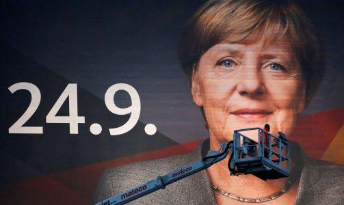 Merkel new REUTERSWolfgang Rattay