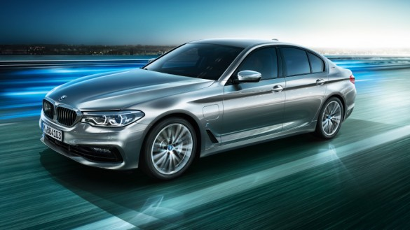 BMW 5 iPERFORMANCE