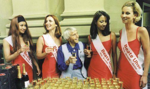 1999 feiert Beate Uhse den Börsengang-1290