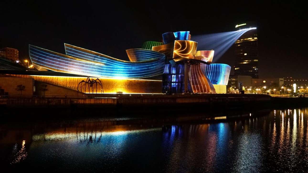 Guggenheim το εξωγήινο Μουσείο
