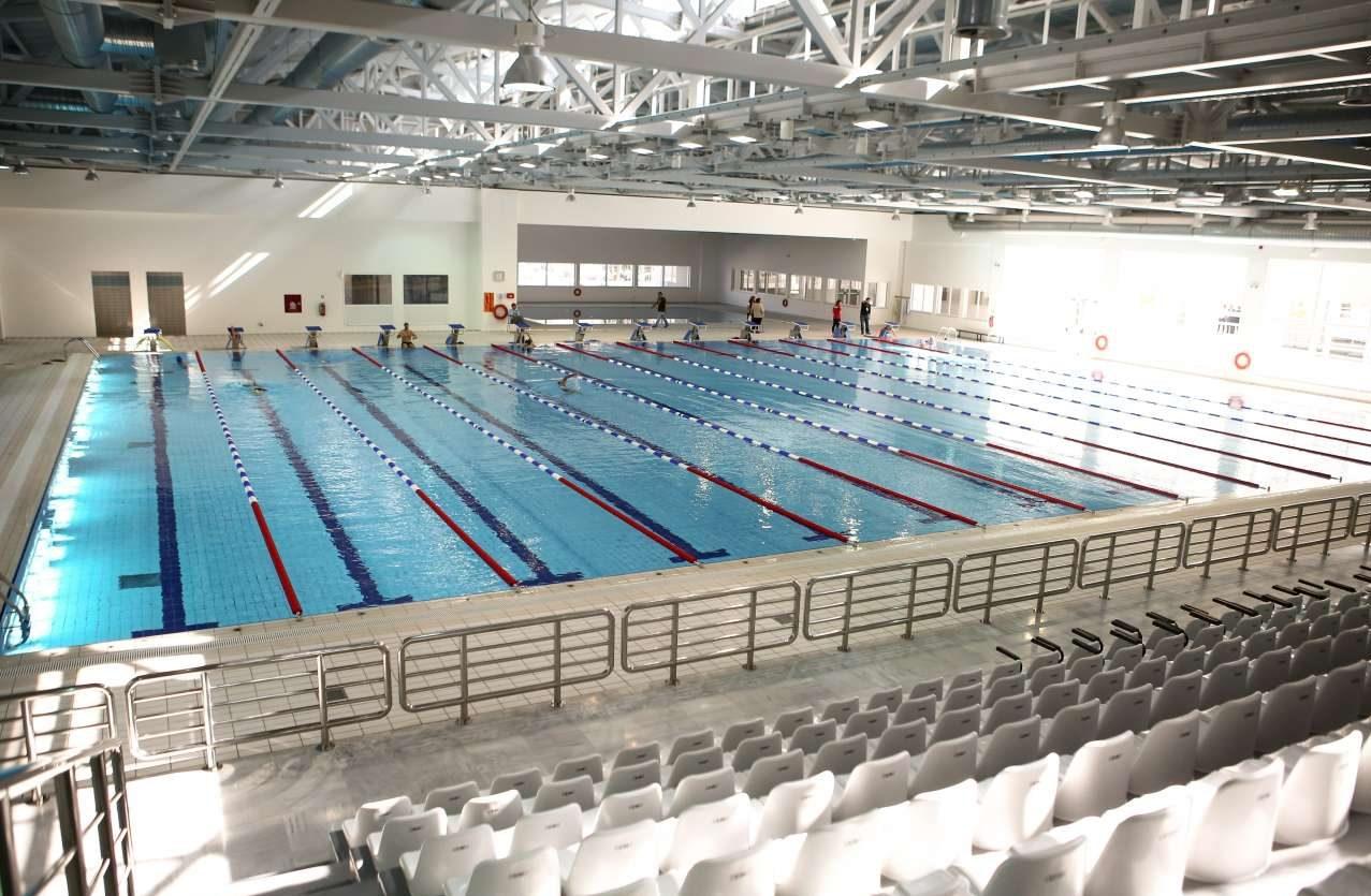 Αποτέλεσμα εικόνας για σεραφειο κολυμβητήριο