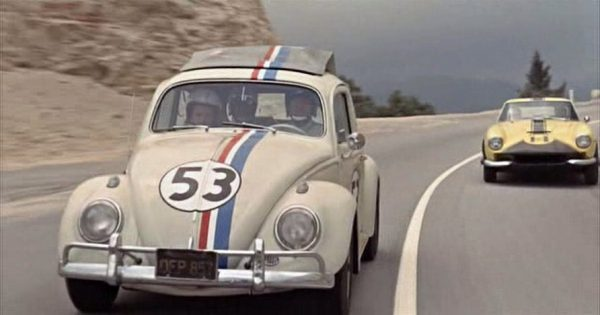 Herbie in The Love Bug (1968)