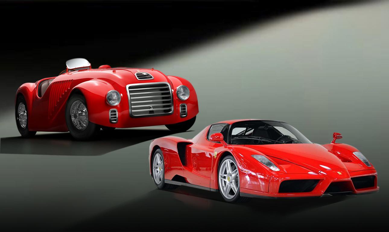 Η Ferrari γιορτάζει τα εβδομήντα χρόνια ενός ονείρου  e0b7c14073b