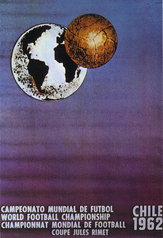 Χιλή 1962. Η αποθέωση της απλότητας. Μια μπάλα και η Γη...