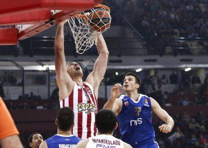Olympiacos Piraeus vs Crvena Zvezda