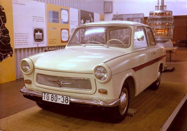 Trabant 601 (wikimedia commons)