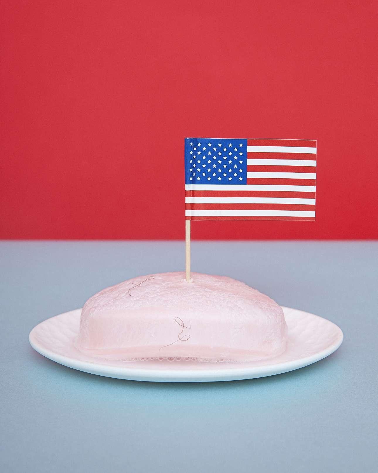 Παλιότερα στη Νεβάδα ήταν παράνομο να βάλεις την αμερικανική σημαία πάνω σε σαπούνι