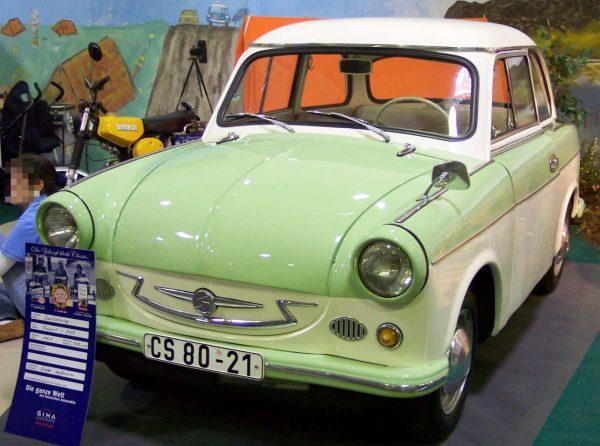 Trabant 500 (eikimedia commons)
