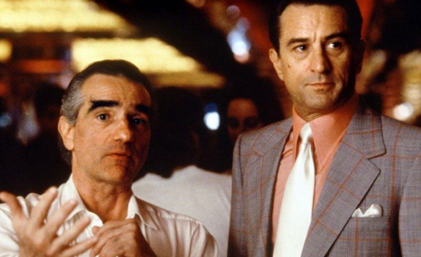 Για μια ακόμη φορά με τον Ντε Νίρο στο «Casino», το 1995