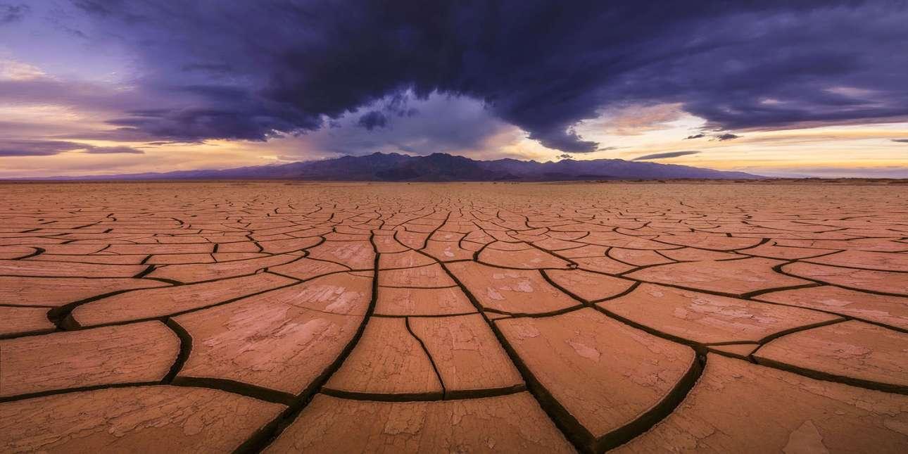 Τρίτη θέση, Ψηφιακό βραβείο Epson. Aπό τα πιο θερμά και ξηρά μέρη των ΗΠΑ, το Εθνικό Πάρκο της Κοιλάδας του Θανάτου στην Καλιφόρνια