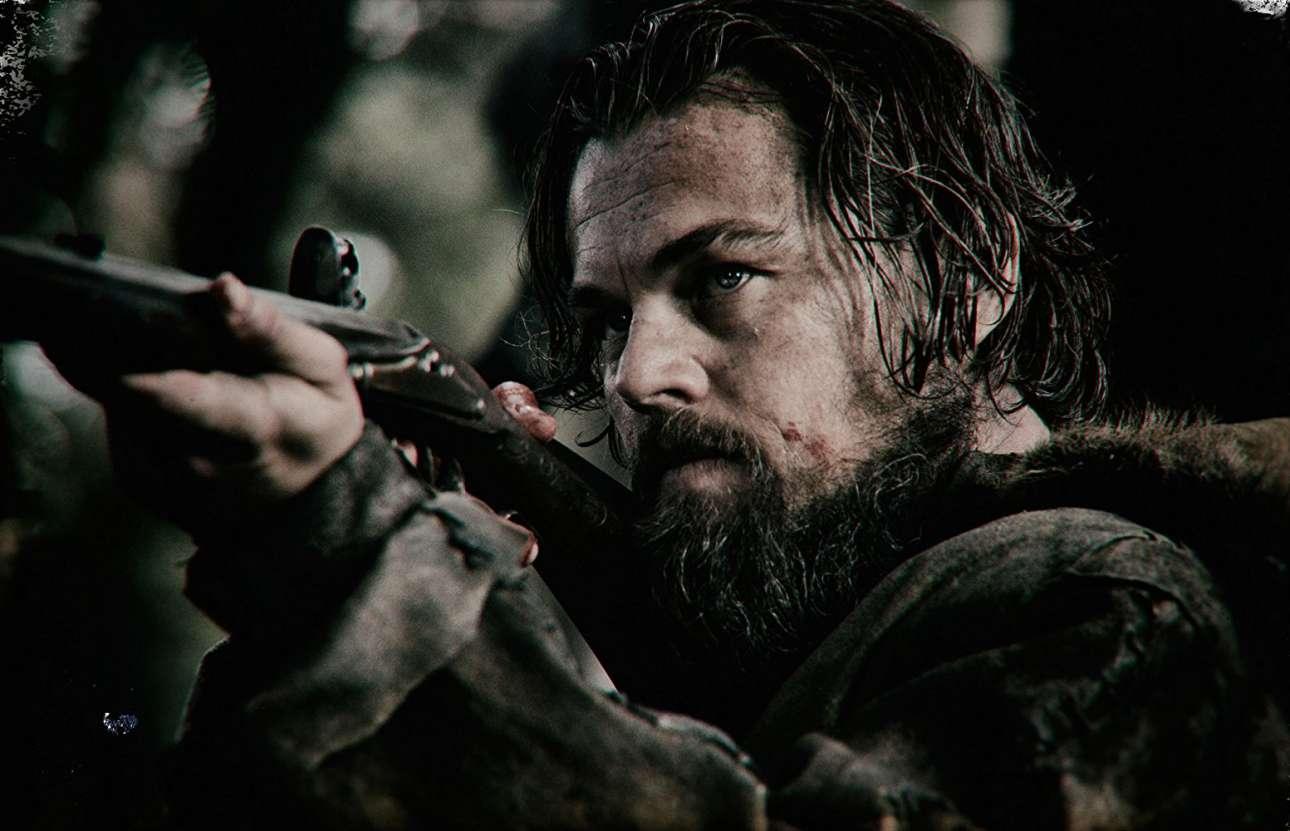 Στην «Επιστροφή» (2015) του Αλεχάντρο Γκονζάλες Ινιάριτου. Επιτέλους Οσκαρ α' ανδρικού ρόλου για τον Ντι Κάπριο