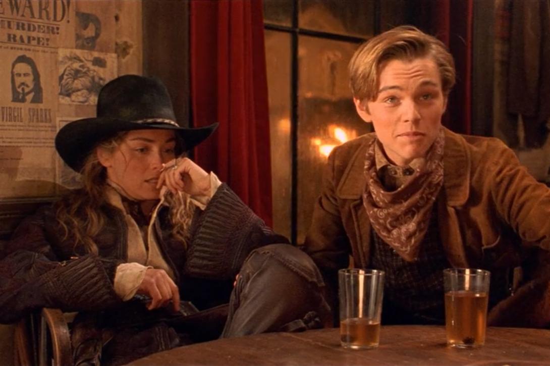 Με τη Σάρον Στόουν στο «Γρήγορη και Θανάσιμη» (1995) του Σαμ Ράιμι