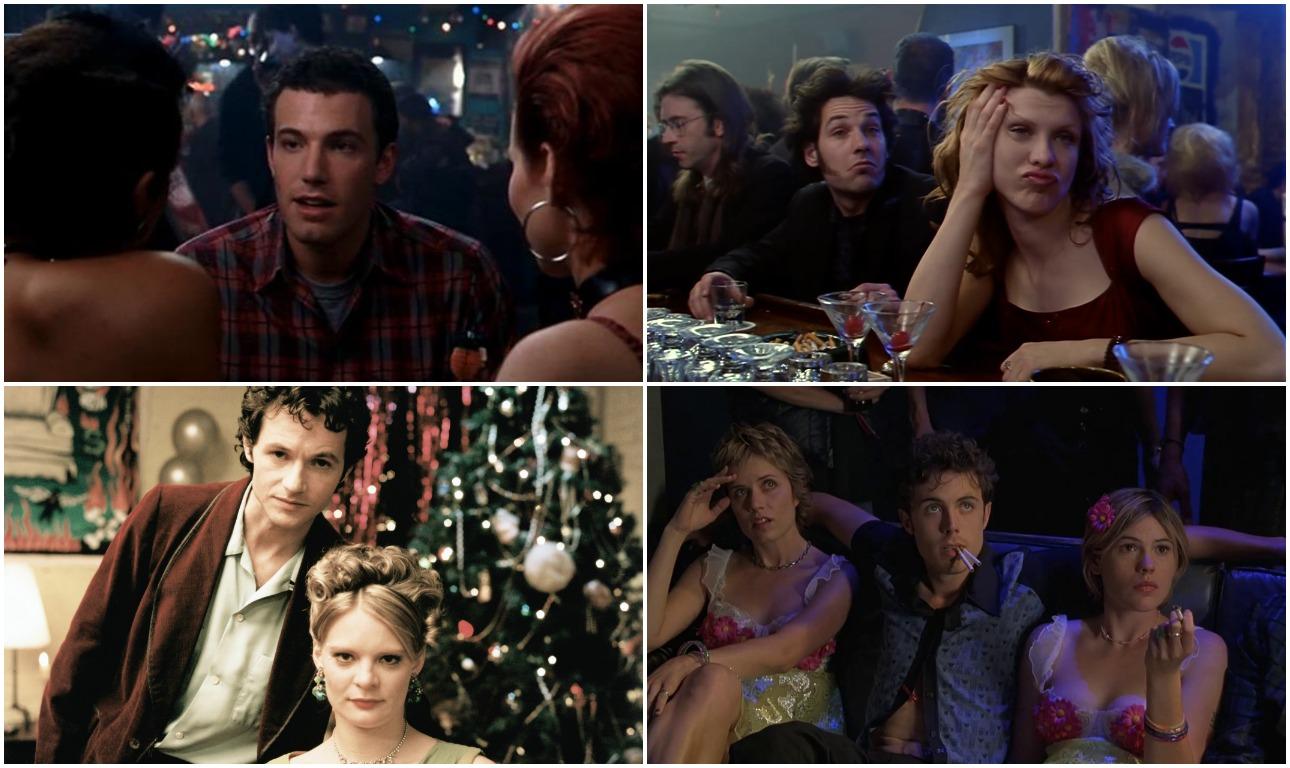Το «200 Cigarettes» (1999), διαδραματίζεται την παραμονή Πρωτοχρονιάς του 1981. Η σκηνοθέτης Ρίσα Μπραμόν Γκαρσία είχε μαζέψει τότε μια ολόκληρη γενιά νέων ανερχόμενων ηθοποιών, από τους αδελφούς Αφλεκ, ως τον Μπράιαν ΜαΚάρντι, τον Πολ Ρουντ, την Κόρτνεϊ Λοβ, την Κριστίνα Ρίτσι