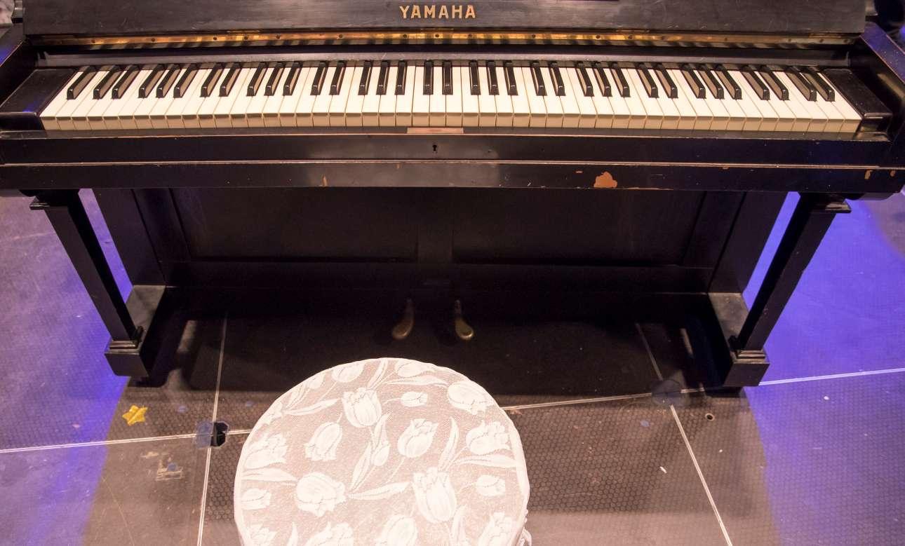 Αυτό το πιάνο επιβίωσε από την πυρηνική έκρηξη στη Χιροσίμα και χρησιμοποιήθηκε στις επίσημες τελετές στη Σουηδία