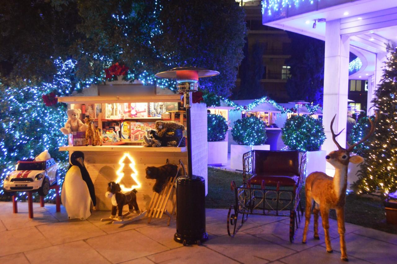 Hilton_Christmas Village