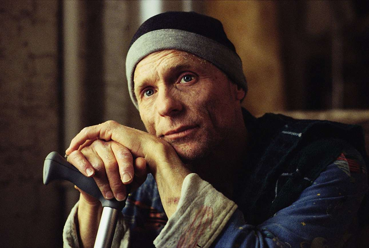 O Ρίτσαρντ Χάρις στο «The Hours» (2002) του Στίβεν Ντάλντρι
