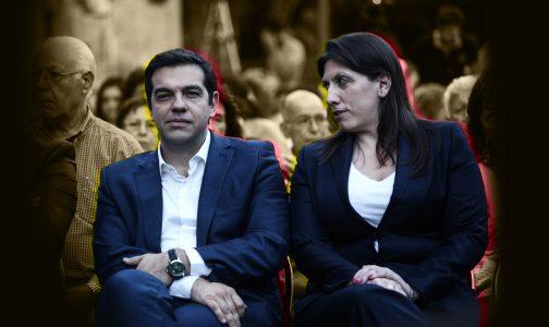 O πρωθυπουργός Αλέξης Τσίπρας στην εκδήλωση Μνήμης για τα 41 χρόνια από την κατάρρευση της δικτατορίας, που διοργάνωσε ο Σύνδεσμος Φυλακισθέντων και Εξορισθέντων Αντιστασιακών – ΣΦΕΑ, στο Πάρκο Ελευθερίας (πρώην ΕΑΤ ΕΣΑ), στην Αθήνα, 23 Ιουλίου, 2015