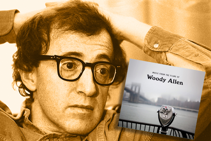 Actor-director Woody Allen is photographed during an interview in New York City on April 8, 1977. (AP Photo/Jerry T. Mosey)