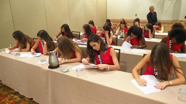 EXCLUSIF CALIFORNIE : Voyage de preparation Miss France 2018