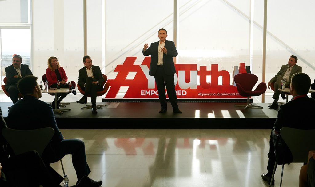 Yannis_Papachristou_Coca-Cola Tria Epsilon General Manager
