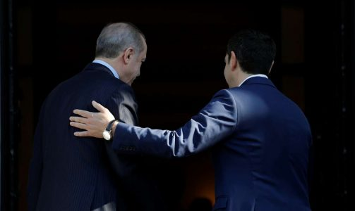 erdogan tsipras REUTERSAlkis Konstantinidis