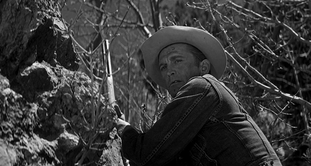 Στο γουέστερν «Lonely Are the Brave» (1962) του Ντέιβιντ Μίλερ