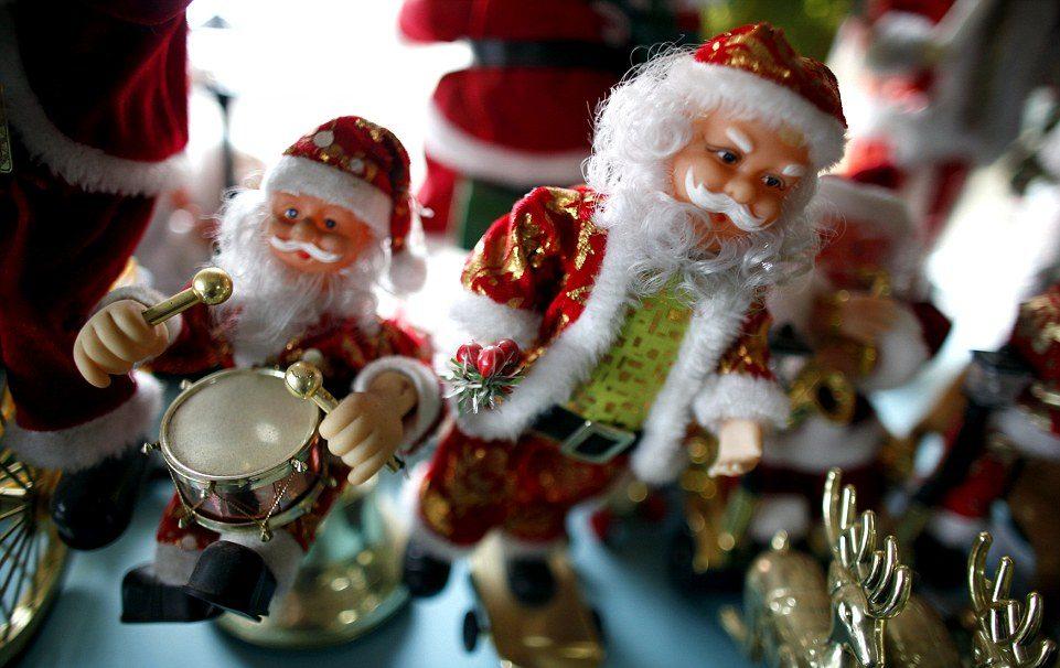 Στη πόλη Γιγού παράγεται το 60% των χριστουγεννιάτικων στολιδιών που κατακλύζουν την παγκόσμια αγορά