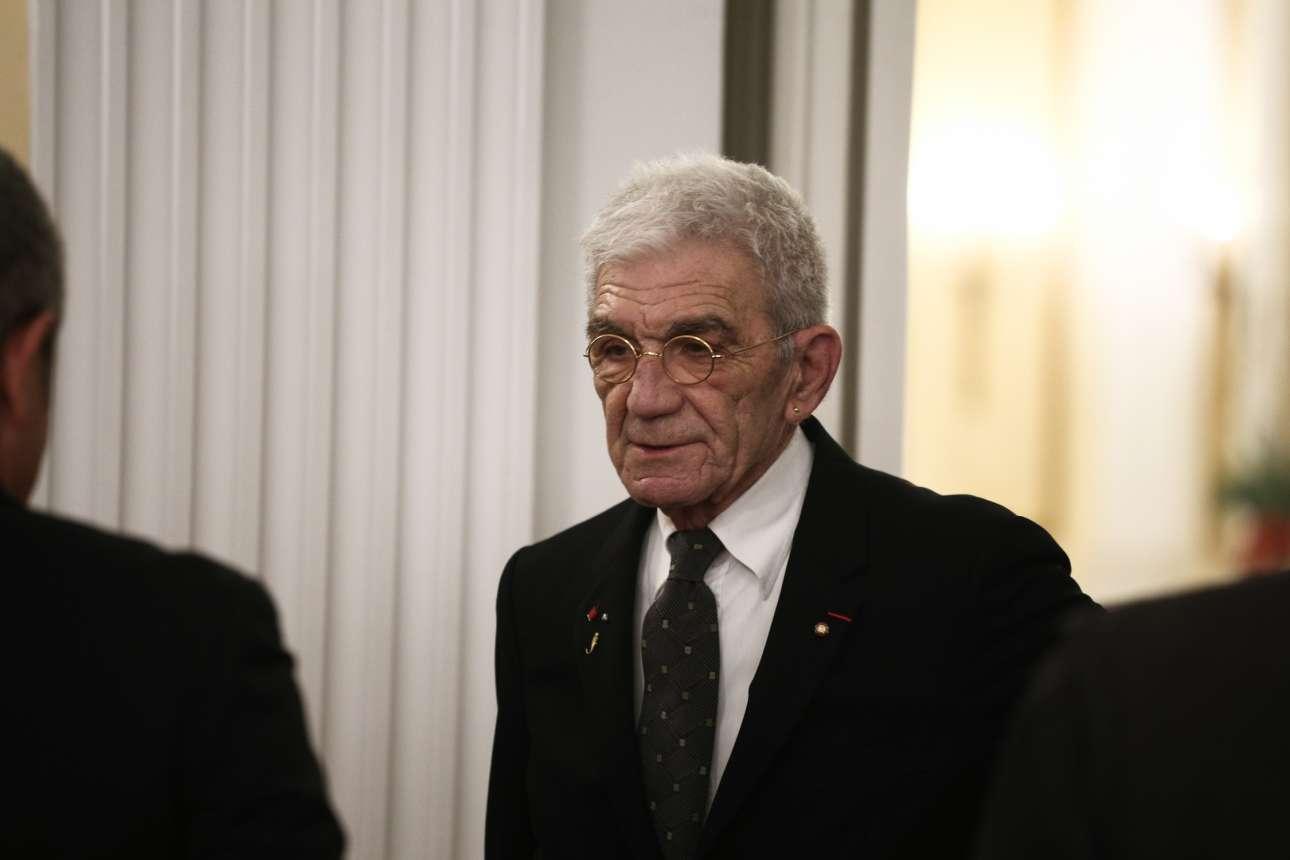 Ο δήμαρχος Θεσσαλονίκης Γιάννης Μπουτάρης από τα κεντρικά πρόσωπα της εκδήλωσης. Οι σχέσεις της πόλης του με το Ισραήλ θεωρούνται success story
