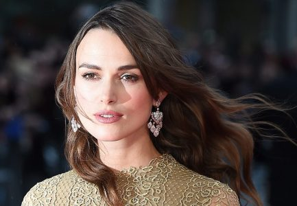 epa04668926 (FILE) A file picture dated 08 October 2014 shows British actress/cast member Keira Knightley arriving for the premiere of 'The Imitation Game' at the 58th London Film Festival, in London, Britain. Keira Knightley turns 30 years of age on 26 March 2015.  EPA/ANDY RAIN