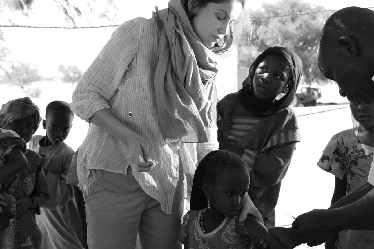 Παράλληλα έχει διοριστεί ως πρέσβειρα της Γαλλίας για τη UNICEF